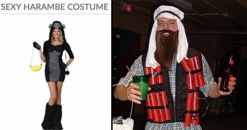 15 Of The Most Inappropriate Halloween Costumes You'll Ever See