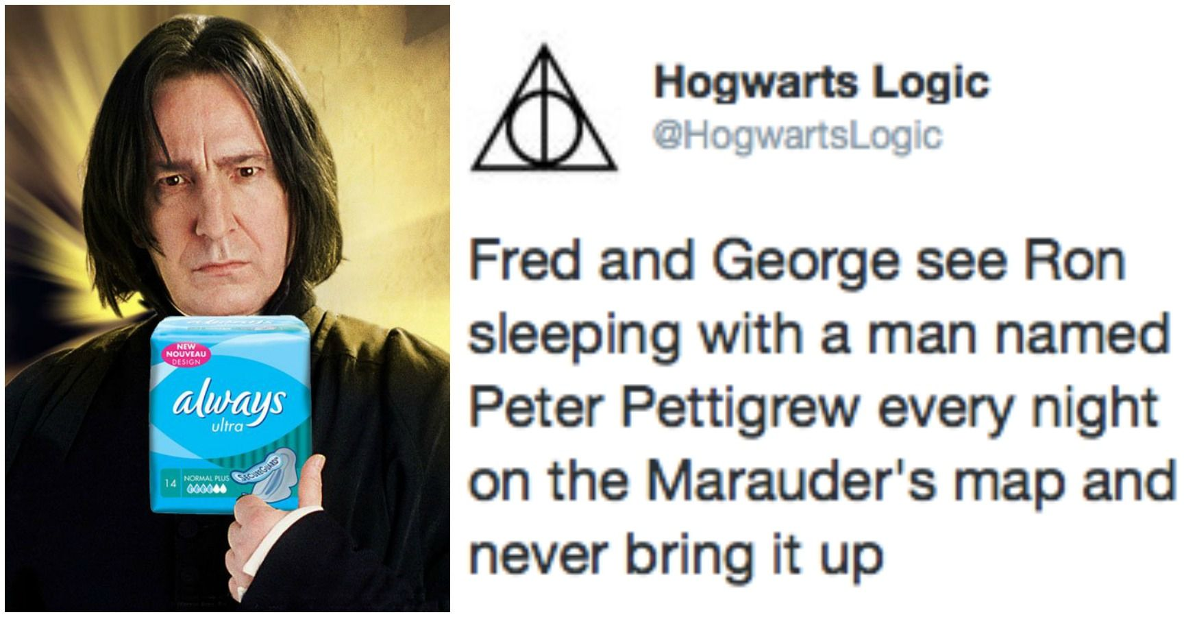 15 Hilariously Inappropriate Harry Potter Tumblr Posts That
