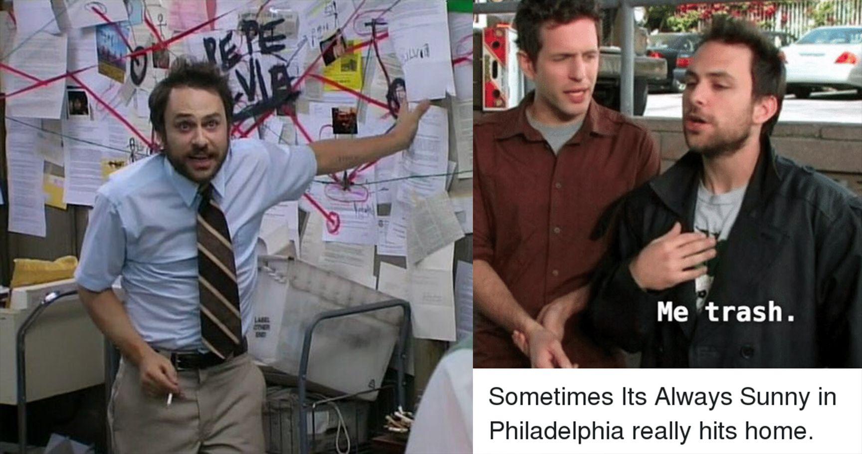 Sunny down in philadelphia dating advice