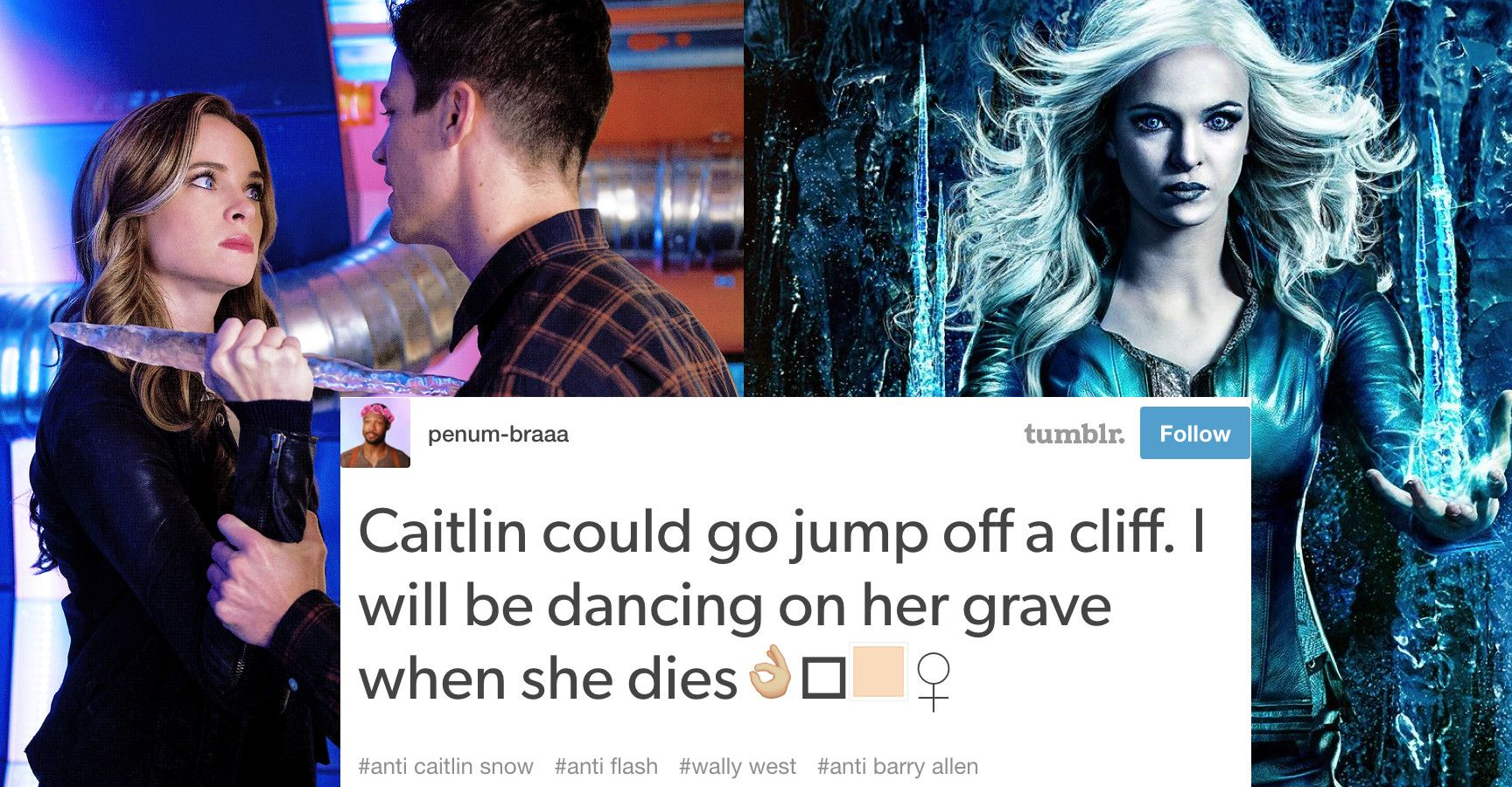 15 Tumblr Posts That Will Seriously Offend Any 'Arrowverse' Fan