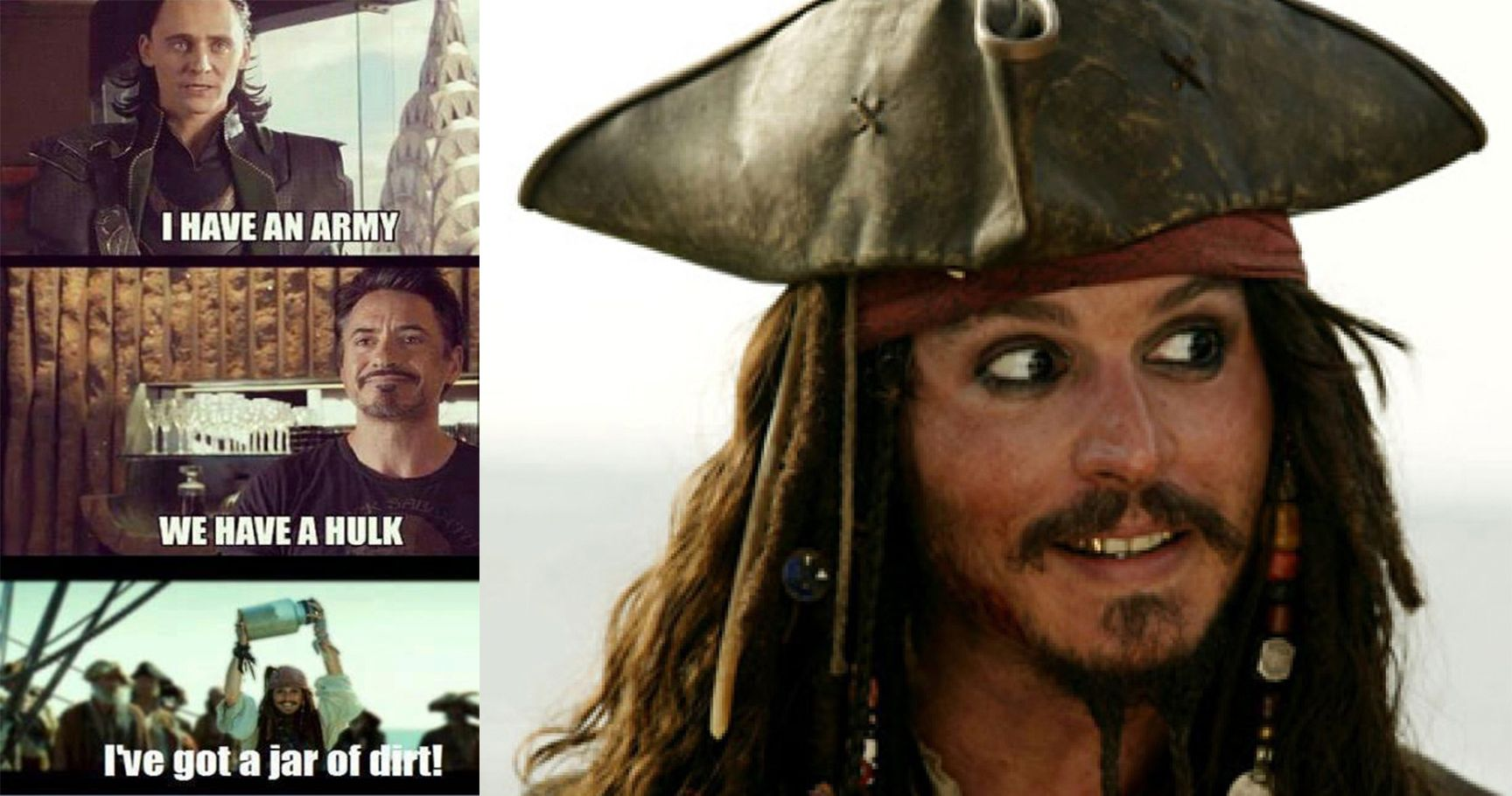 15 Hilarious 'Pirates Of The Caribbean' Memes That Will Have You In