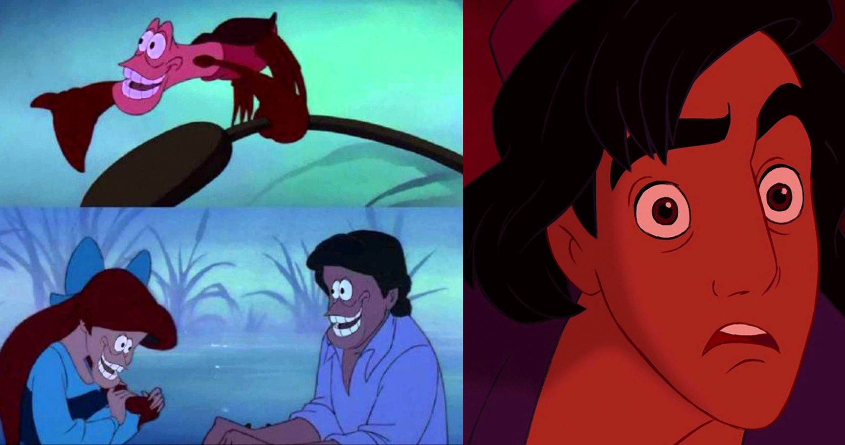 Disney Face Swaps That Are Pure Nightmare Fuel   TheThings   1728 x 910 jpeg 153kB