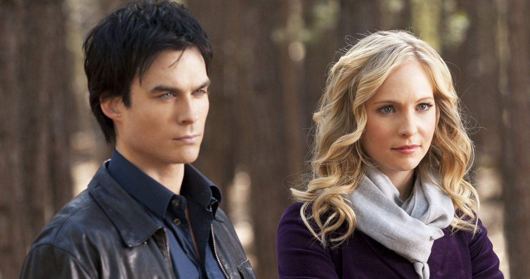 Vampire Diaries Stefan och Caroline dating Teenage dating 1960-talet