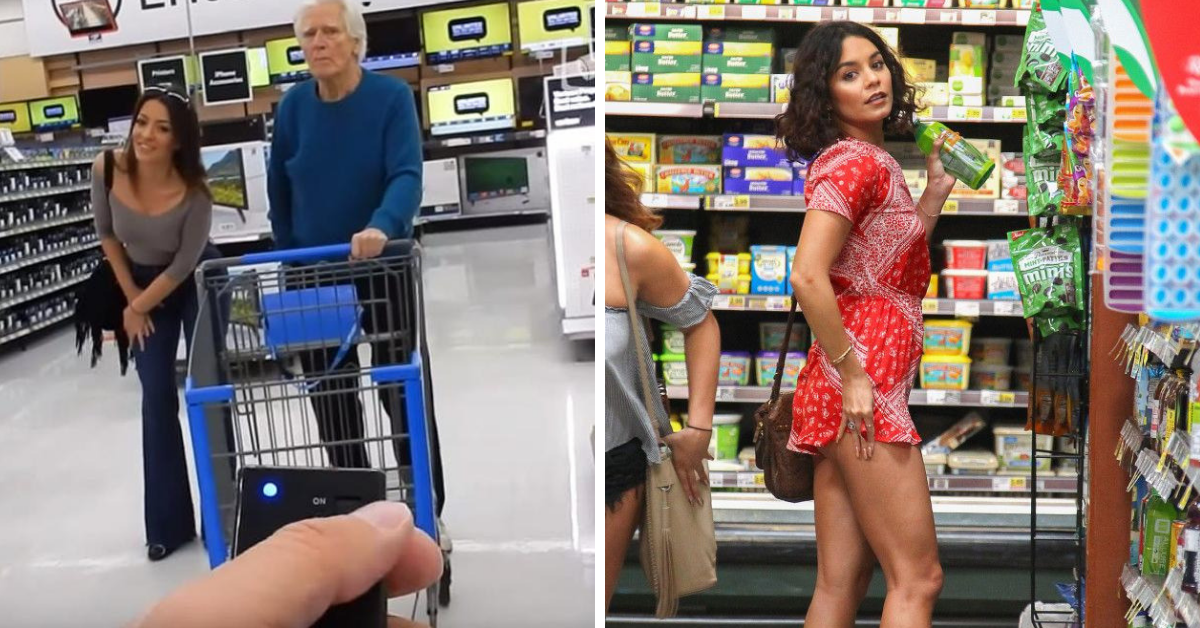 Walmart Shoppers Gone Wild