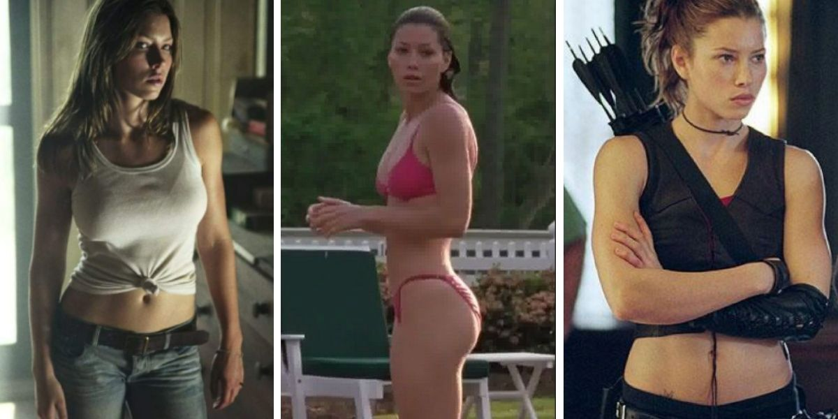 20 Photos Of Jessica Biel's Hottest Roles (Justin Timberlake Wants ...
