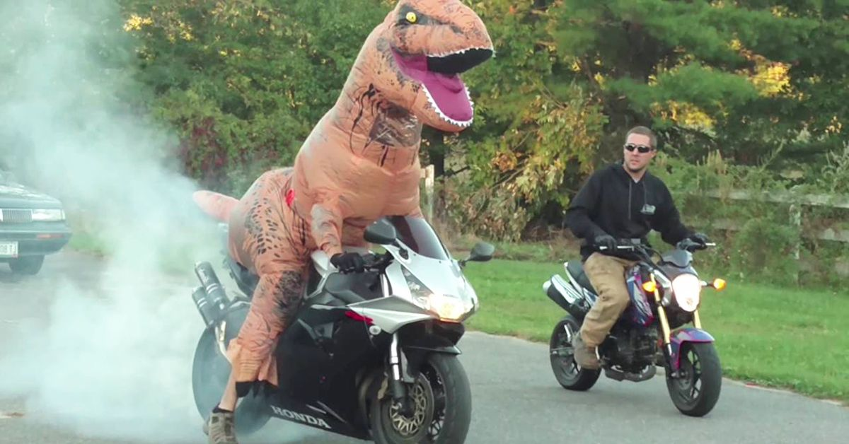 20 Weird Motorcycle Laws That Make No Sense