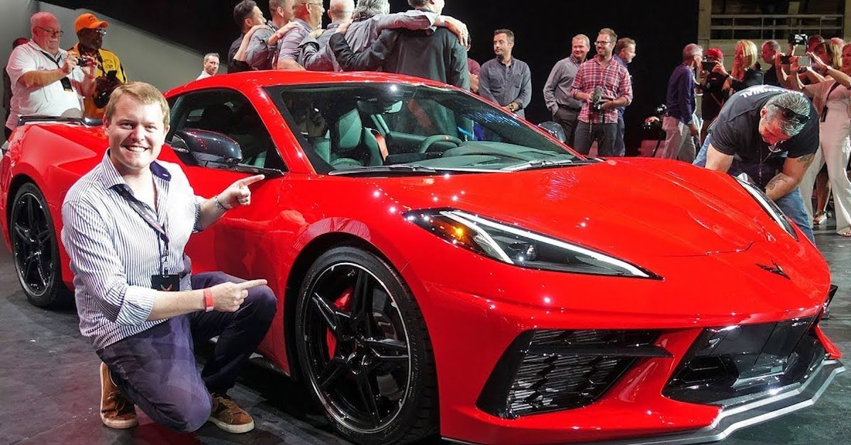 20 Little Known Facts About The New 2020 Corvette | TheThings