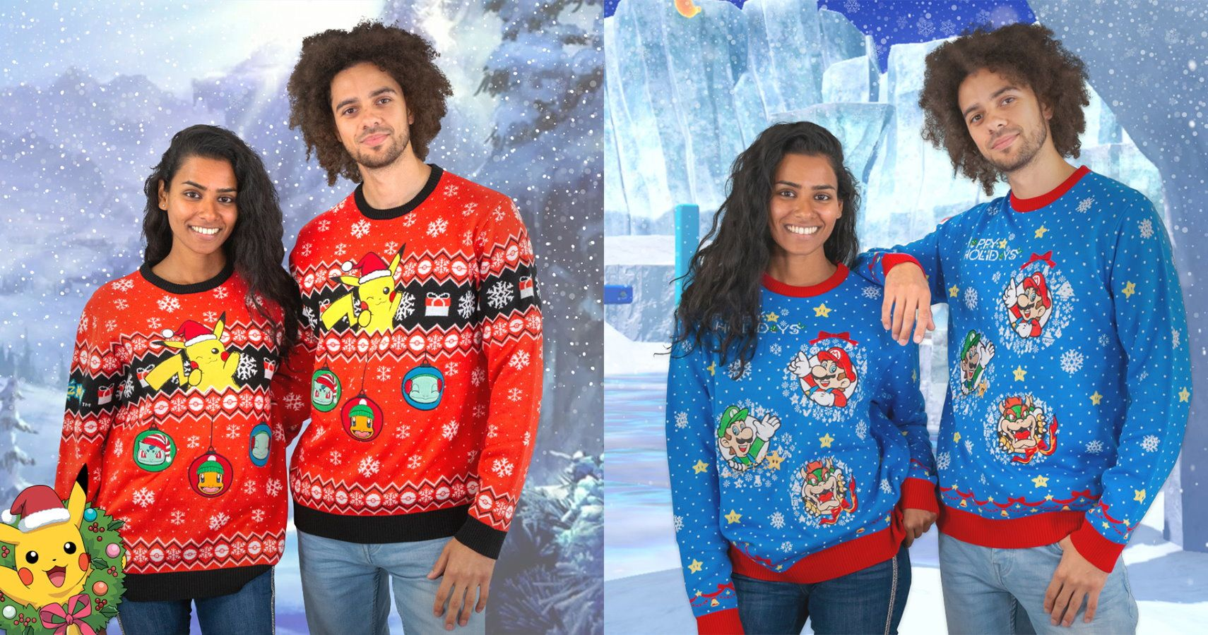 Show Your Love Of Christmas And Consumerism With These