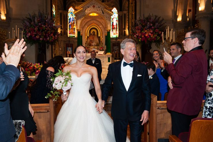20 Photos Of Katherine Mcphee With Husband David Foster Proving Their Age Gap Is Just A Number