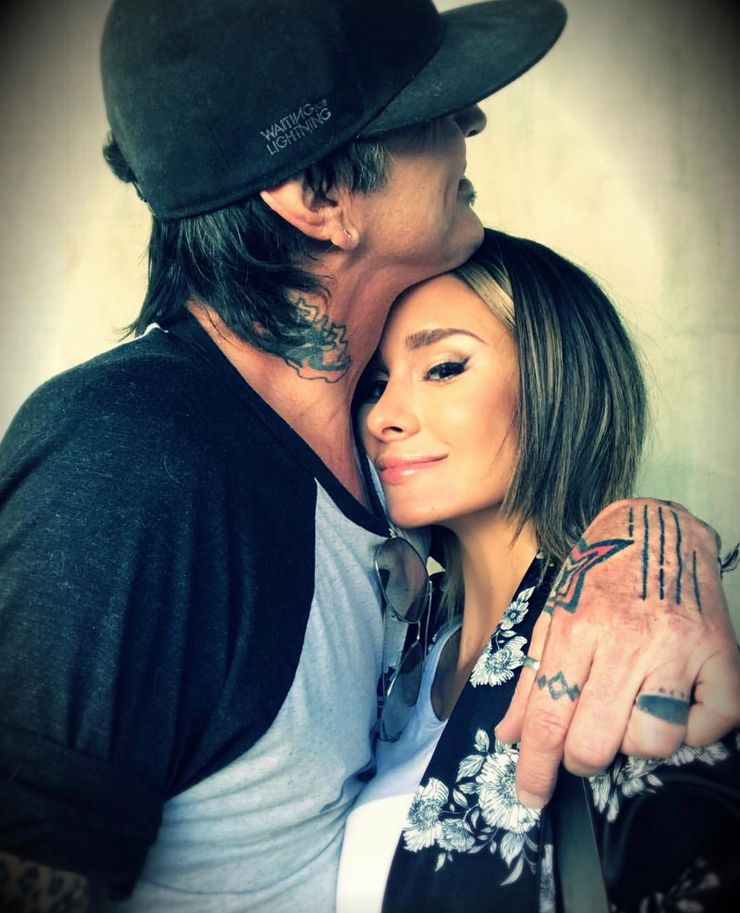 19 Photos Of Tommy Lee And Brittany Furlan That Prove Age Is Just