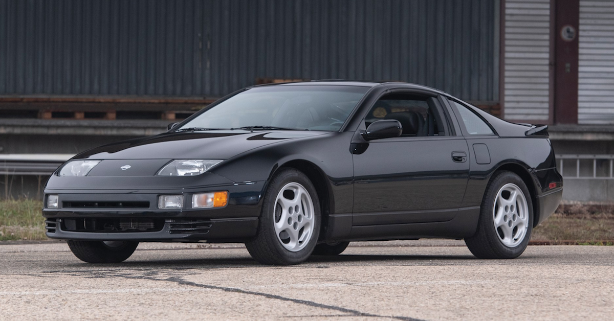 15 Most Overlooked Sports Cars From The 80s And 90s