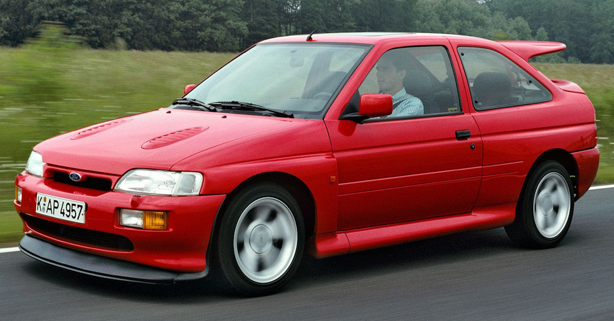 These 15 Ford Performance Cars Are Seriously Underappreciated