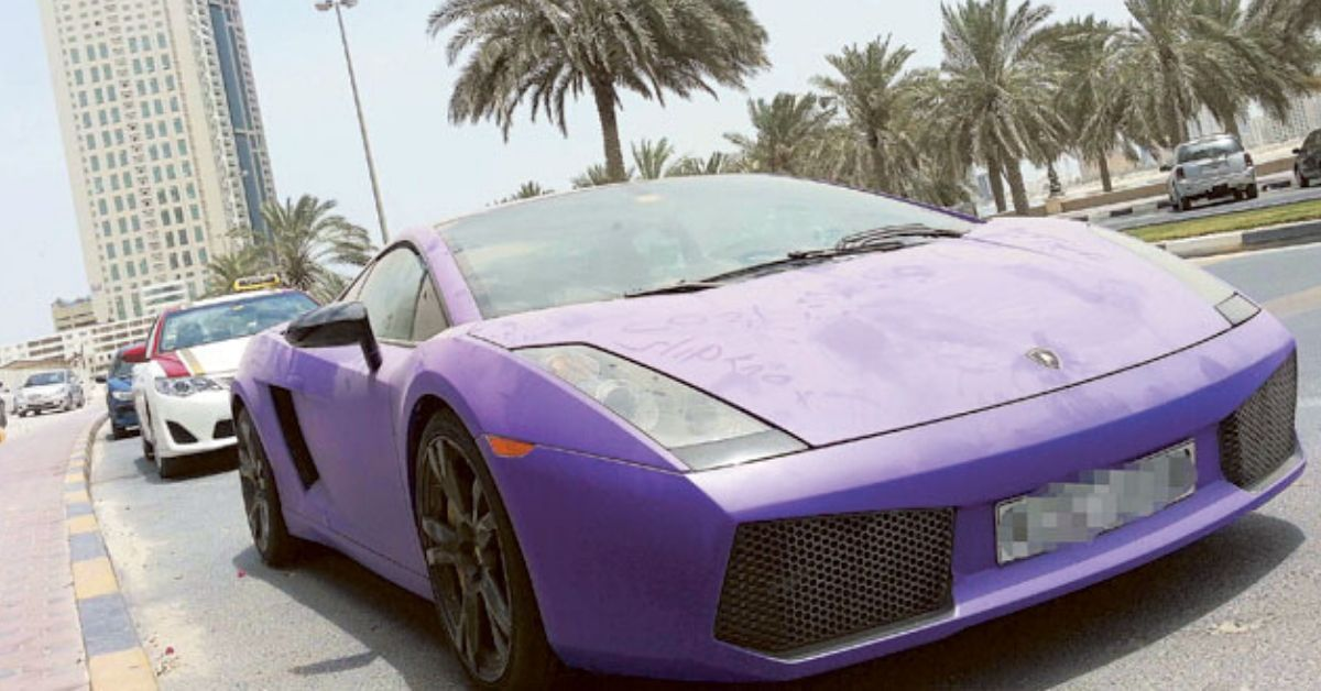 16 Sad Facts About Dubai S Abandoned Supercars Thethings