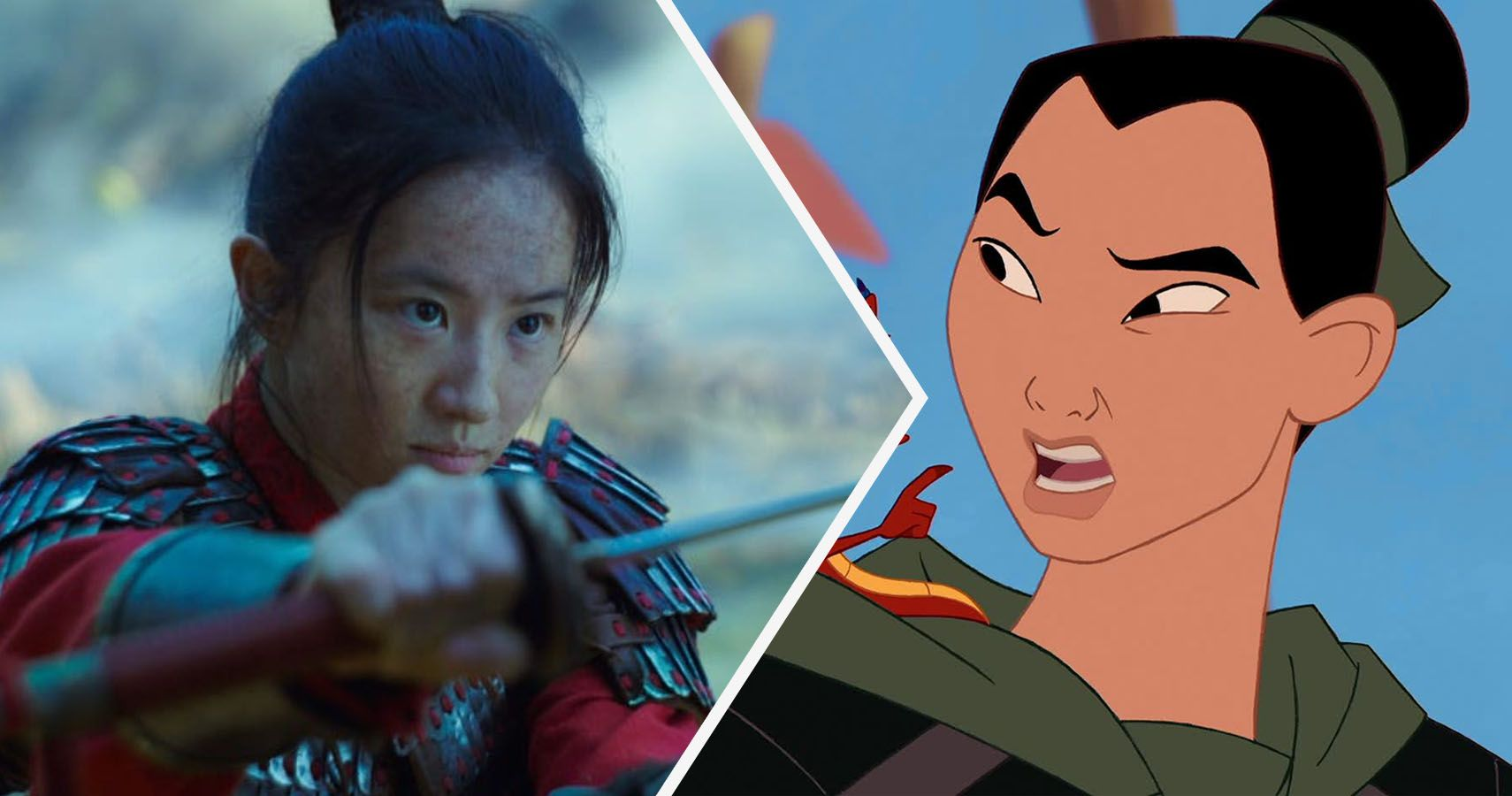 15 Surprising Facts About Disney S Live Action Mulan Film