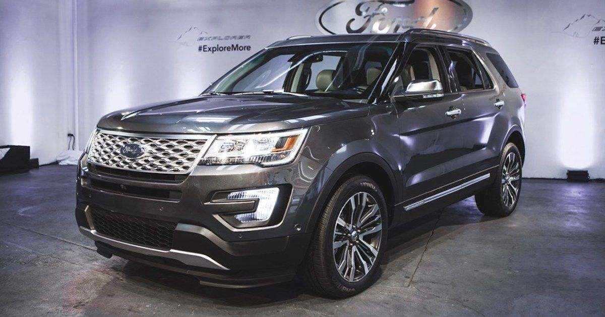 14 surprising facts about the 2021 ford explorer  thethings