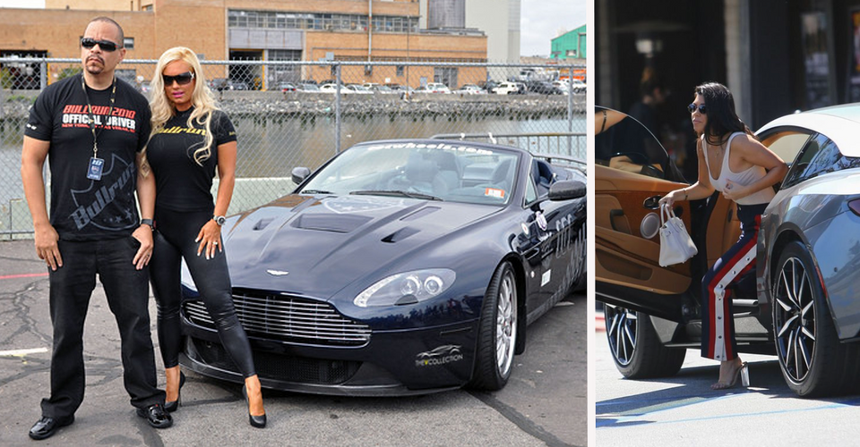 13 Stunning Photos Of Celebrities And Their Aston Martins