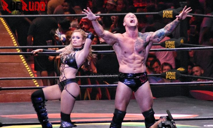 Here's What Fans Need To Know About Killer Kross And Scarlett Bordeaux