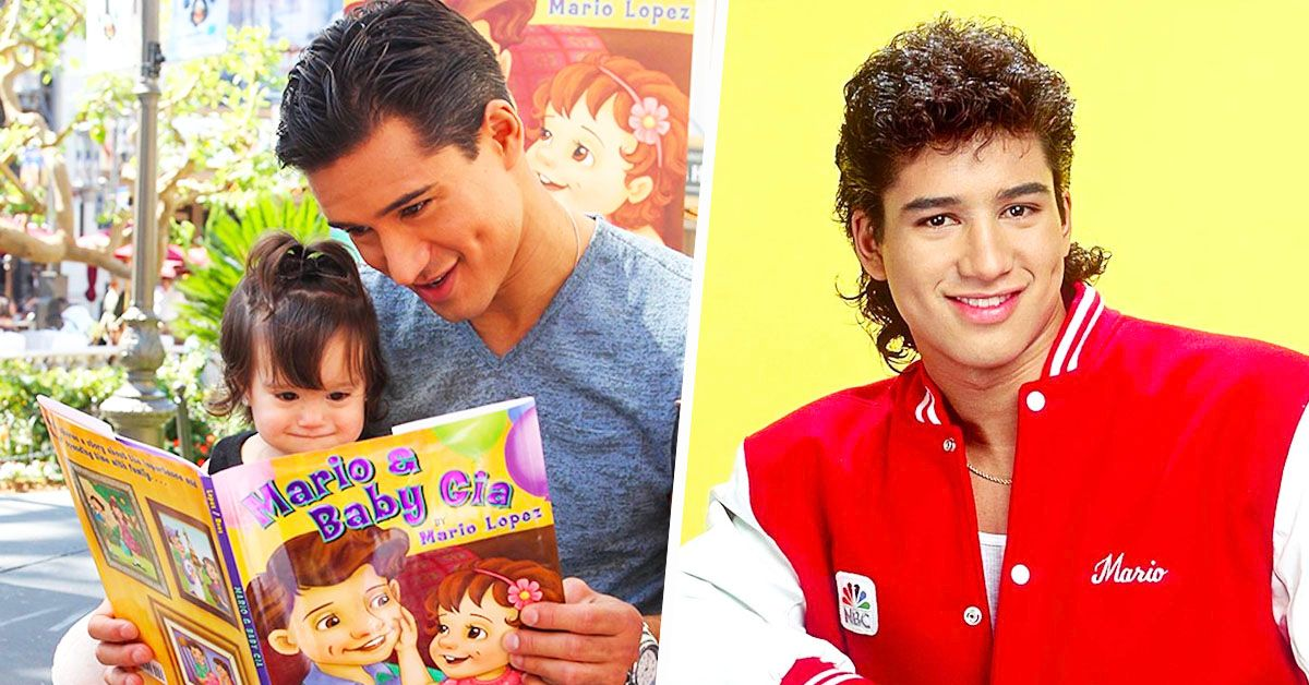 Mario Lopez S Evolution Since Saved By The Bell In Photos