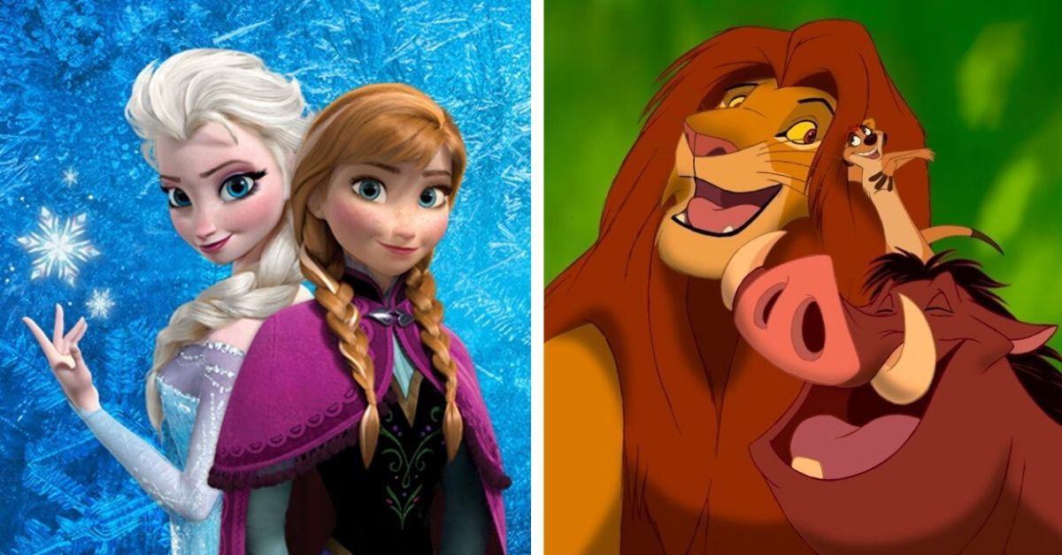Disney+: The 10 Most Important Songs From The Animated Films