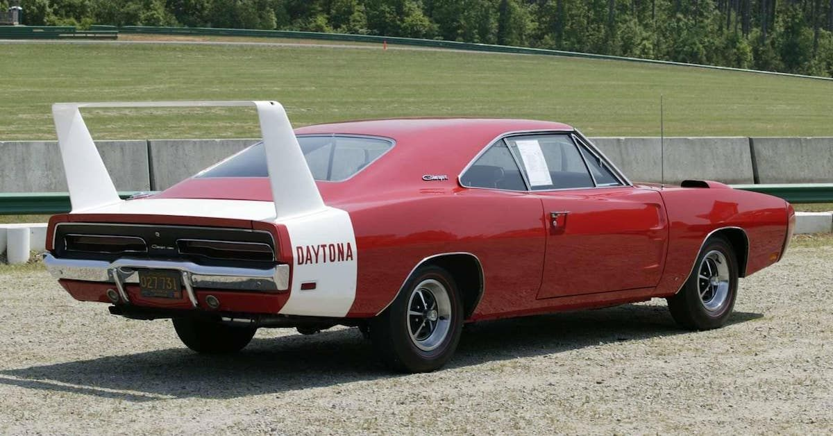 1969 Dodge Charger Daytona 15 Little Known Facts Thethings