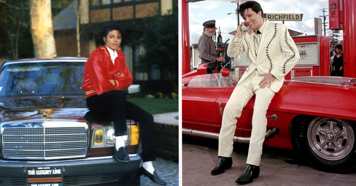 Was Michael Jackson's Car Collection Better Than Elvis Presley's?