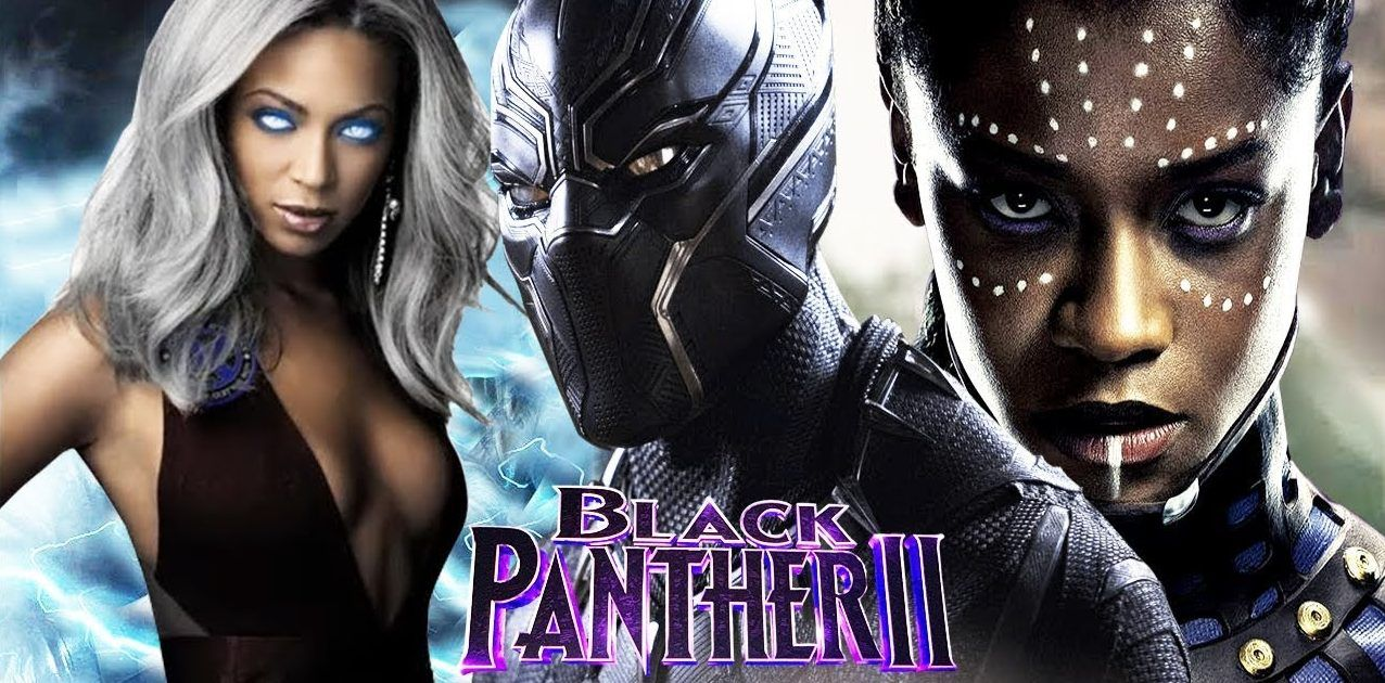 Beyonce As Storm In 'Black Panther 2' Unconfirmed, Petition ...