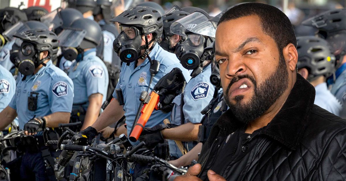 Ice Cube Demands Arrest Of Cops Who Killed Elijah McClain And Breonne Taylor
