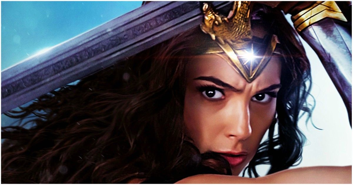 'Wonder Woman' Got This One Thing Wrong About Diana's Tiara