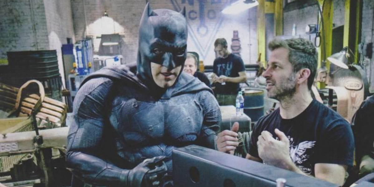 DC: Does Ben Affleck Regret Playing Batman?