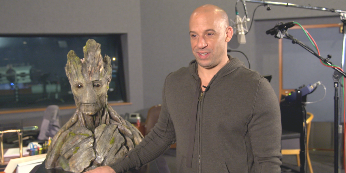 'MCU': Here's How Much Vin Diesel Made For Saying 'I Am Groot'