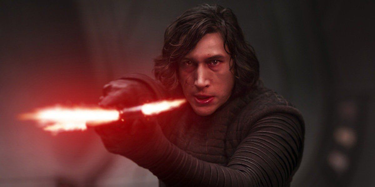'Star Wars': Adam Driver Didn't Even Audition To Play Kylo Ren
