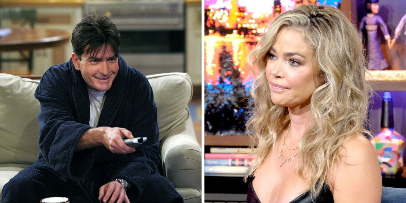 This Is What Charlie Sheen Thinks Of His Ex Denise Richards Leaving RHOBH