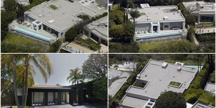 An Inside Look At Keanu Reeves Beverly Hills Mansion Thethings