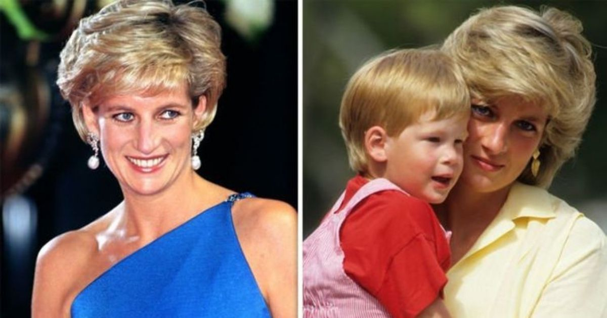 As Prince Harry Turns 36, Royal Fans Realize He's The Same Age As His Mother When She Passed