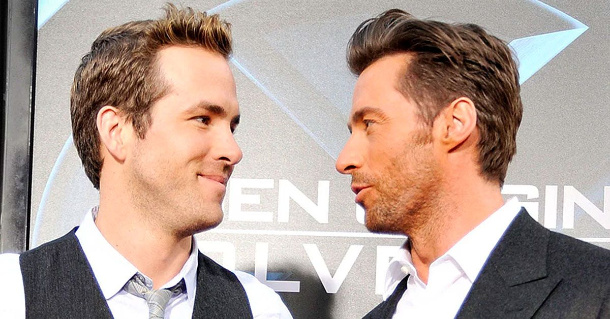 Hugh Jackman And Ryan Reynolds Star in Hilarious 'Laughing Man' Coffee Ad