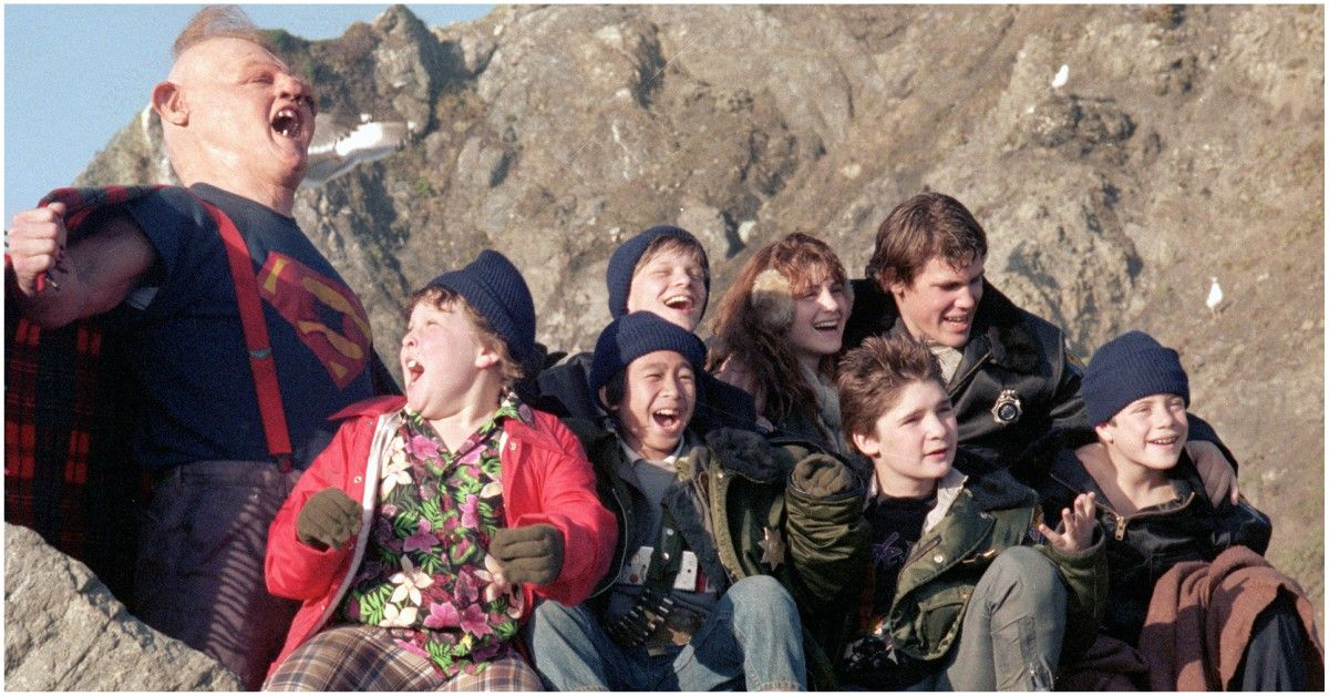 35 Years Later: Where Are The Cast Members Of 'The Goonies' Now?