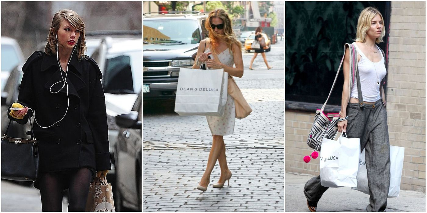 10 Most Common NYC Spots For Celebrity Sightings | TheThings