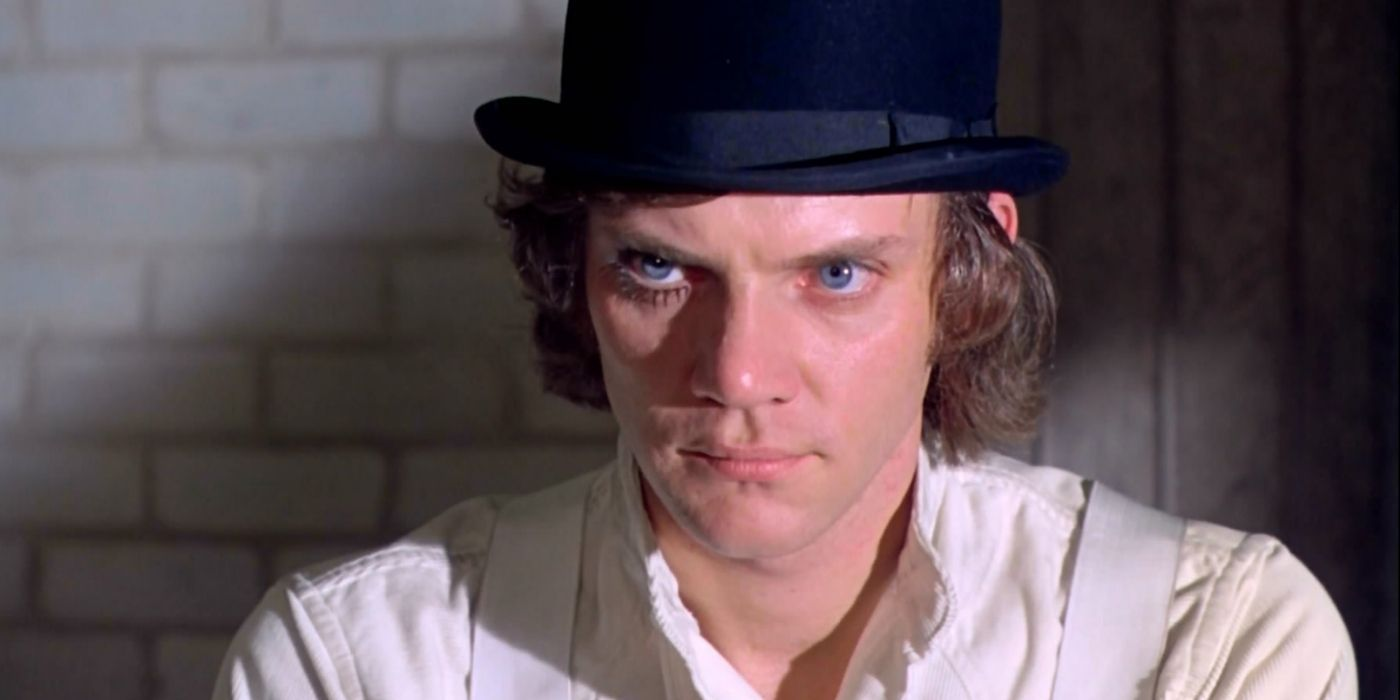 Here's What 'A Clockwork Orange' Actor Malcolm McDowell Looks Like Now