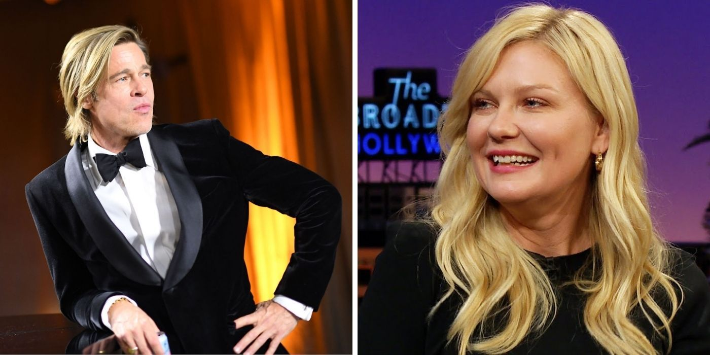 Here's Why Kirsten Dunst Once Called Brad Pitt Gross