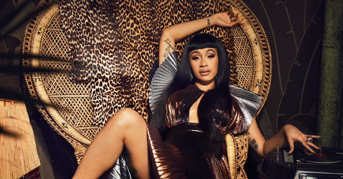 Cardi B Gets Real As She Calls Out Hypocrisy In Talking About Social Issues