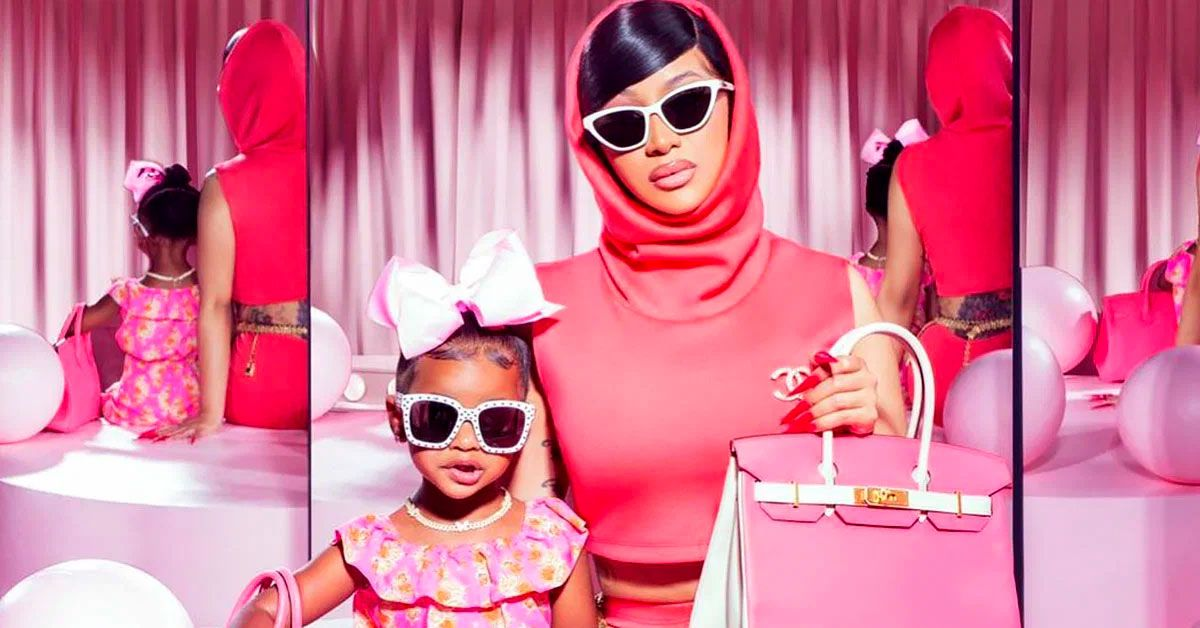 As Cardi B Boasts Her Purse Collection, Offset Reminds Everyone He Bought Most Of Them