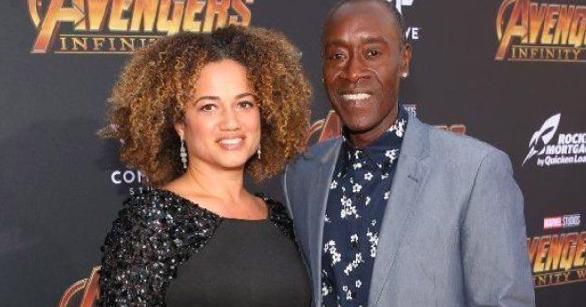 An Inside Look At 'MCU' Star Don Cheadle's Relationship With His Wife