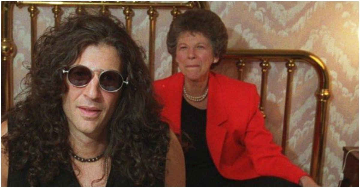 The Truth About Howard Stern's Relationship With His Mother