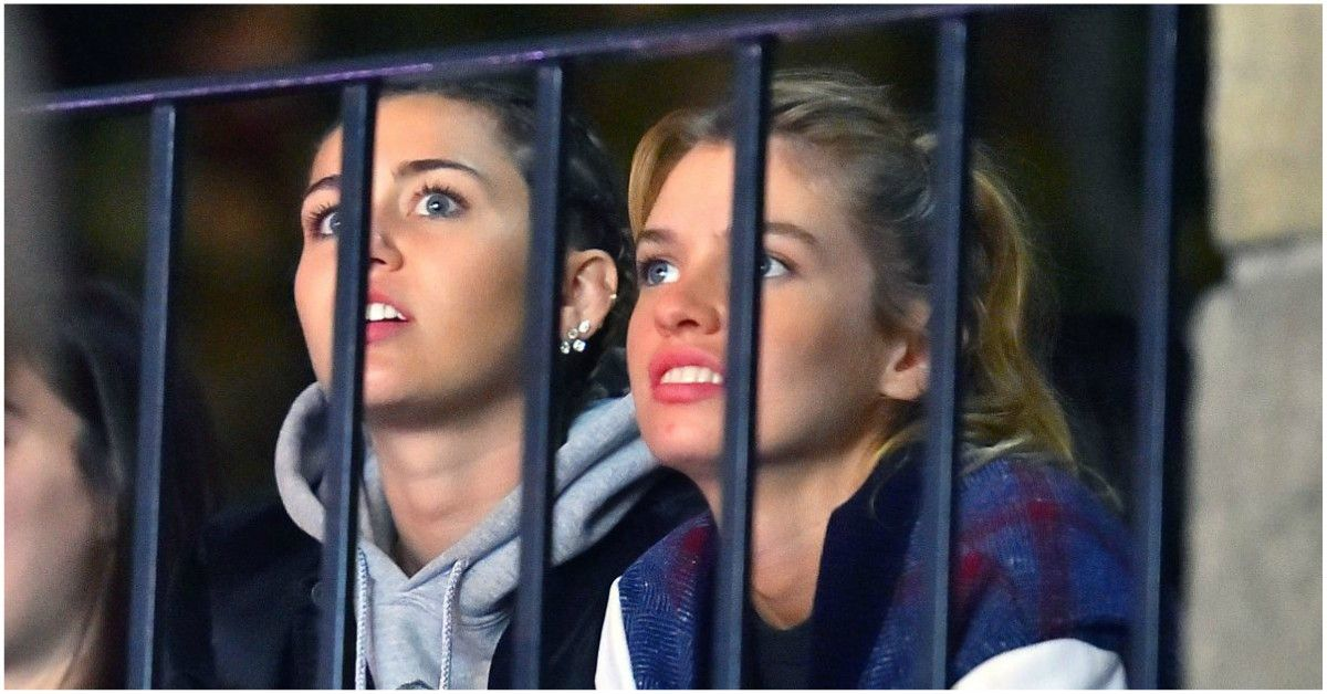 The Truth About Miley Cyrus' Fling With Stella Maxwell