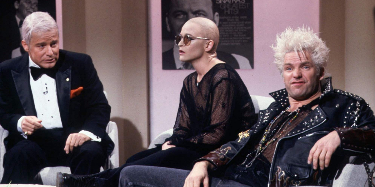 Here's Why Singer, Sinéad O'Connor Was Banned From 'SNL'