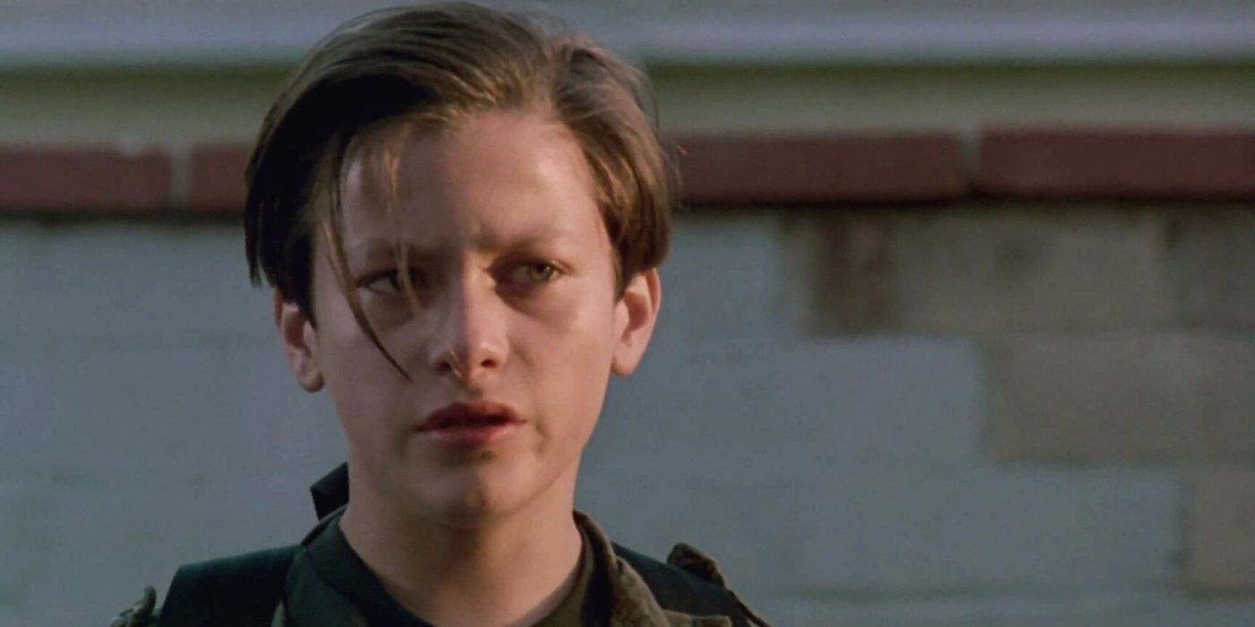 Here's What The Kid From 'Terminator 2' Looks Like Now