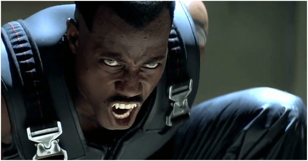 Is This The Reason Why Wesley Snipes Wasn't Considered For Marvel's 'Blade'