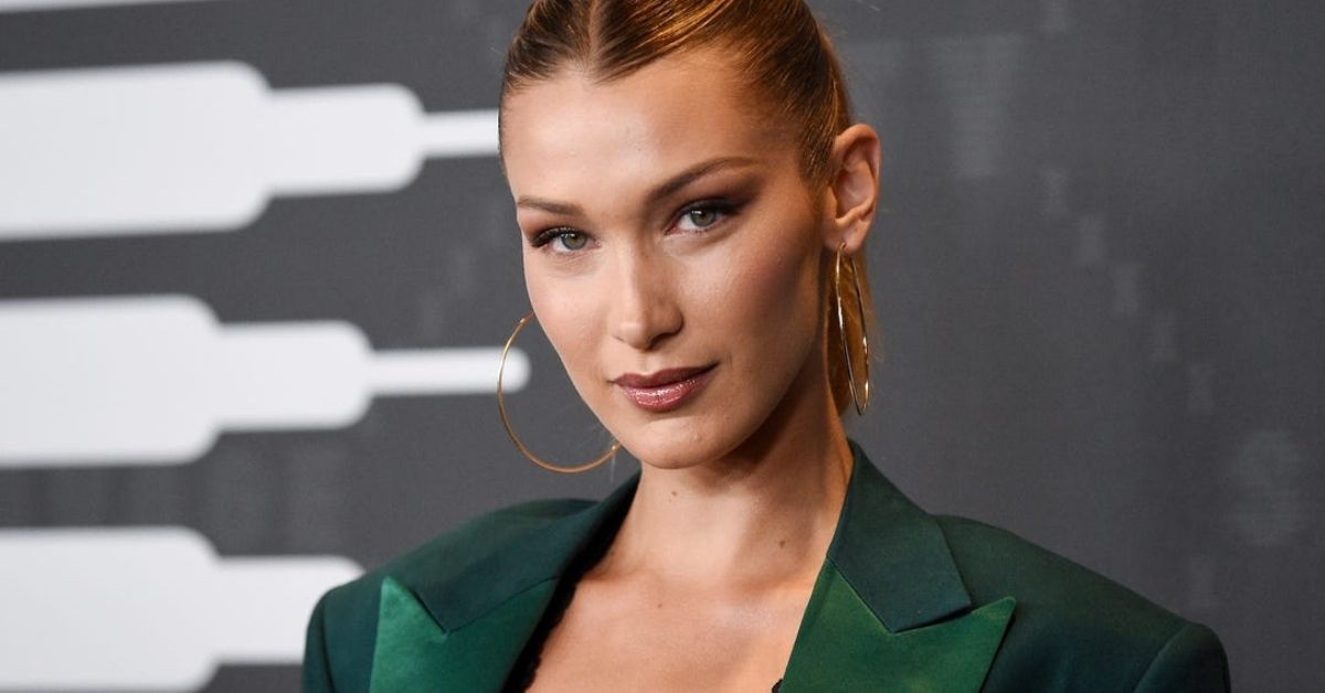 What Kind Of Flowers Did Donatella Versace Send Bella Hadid For Her Birthday?