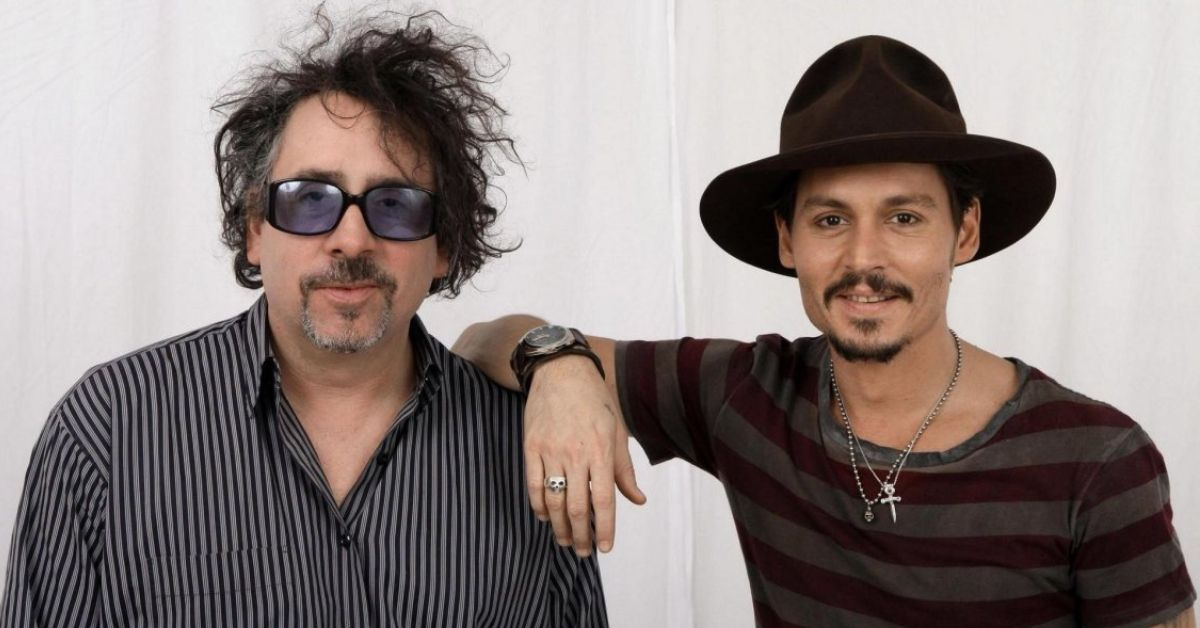 What is Johnny Depp's Relationship Like With Tim Burton?