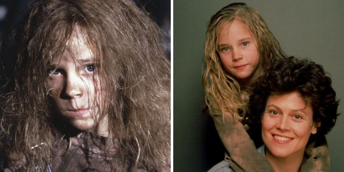 Here's What The Actress Who Played Newt In 'Aliens' Looks Like Now